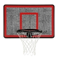 Woodworm Outdoor Wall Mounted Basketball Hoop Set