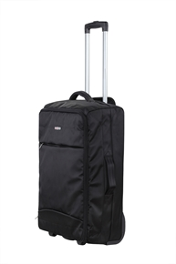 "Swiss Case 24"" Lightweight Folding Suitcase"