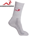 Woodworm Pro Deluxe Cricket Socks - 2 Pairs