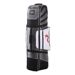 Woodworm Golf Deluxe Travel Cover SILVER/BLACK