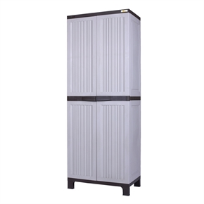 EXDEMO Palm Springs Plastic Lockable Cabinet 170cm