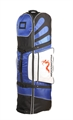 Woodworm Golf Deluxe Travel Cover BLUE/BLACK