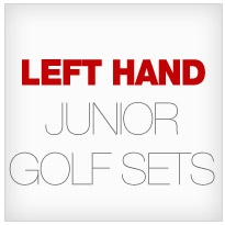 Left Handed Junior Golf Sets