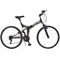 EX-DEMO Stowabike Folding MTB V2 Mountain Bike Blk