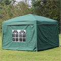 EX-DEMO Palm Springs 3x3m Pop Up Gazebo+ Sides