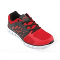 Woodworm EZR Mens Running Shoes / Trainers - Red