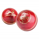 6 x Woodworm Supreme County 5 1/2oz  Cricket Balls