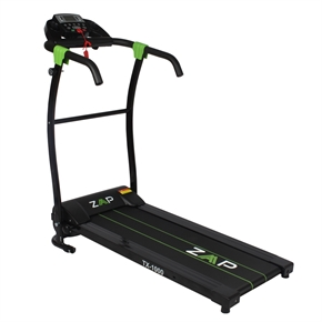 ZAAP TX1000 Electric Motorised Treadmill