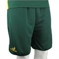 Woodworm Pro Series Shorts GREEN