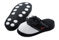 Woodworm Luxury Golf Slippers