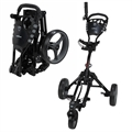Caddymatic 360° SwivelEase 3 Wheel Golf Trolley