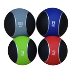 Confidence Mixed Medicine Ball Set - 3,5,8,10 KG
