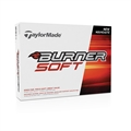 12 TaylorMade Burner Golf Soft Balls