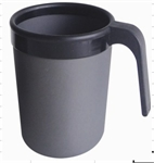 10oz Hard Anodized Cup by Camping.co.uk