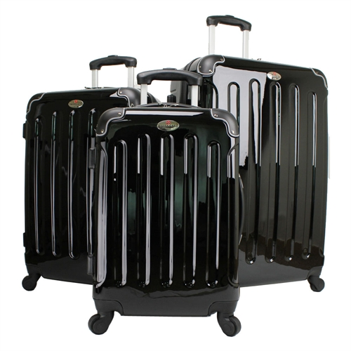 Black Hard Suitcase | Luggage And Suitcases
