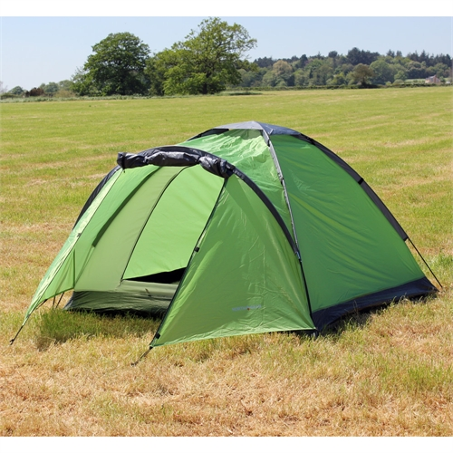 North Gear Mono 3 Man Dome Tent & North Gear Mono 3 Man Waterproof Tent - Camping.co.uk