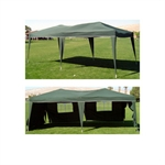 10' x 20' Gazebo WITH SIDES - EZ Stow a way design
