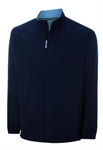 Ashworth Mens LS Full Zip Windshirt