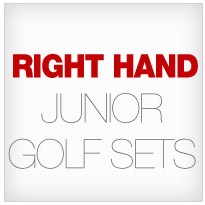Right Handed Junior Golf Sets