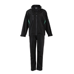 Forgan Golf V2 Waterproof Suit Black