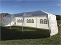 Palm Springs 3 x 9M Party Tent Marquee w/ 5 Panels