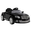 Ex Demo Continental GTC by ZAAP Ride-On Car Black