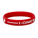 I-ONICS Power Sport Magnetic Band V2.0 RED/WHITE