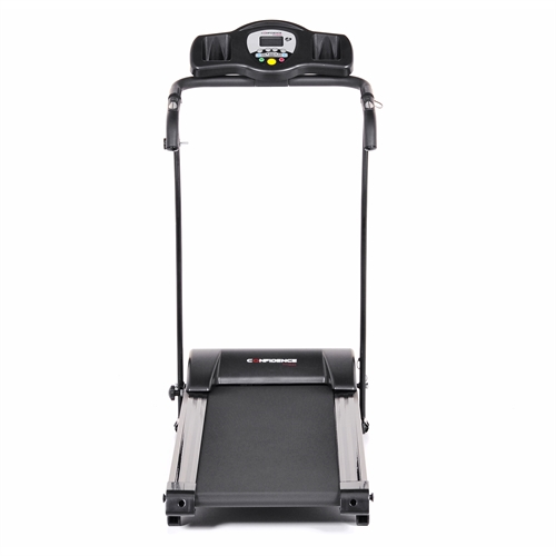 Life Fitness Treadmill Low Voltage: Confidence Fitness GTR 1100W Motorised Treadmill