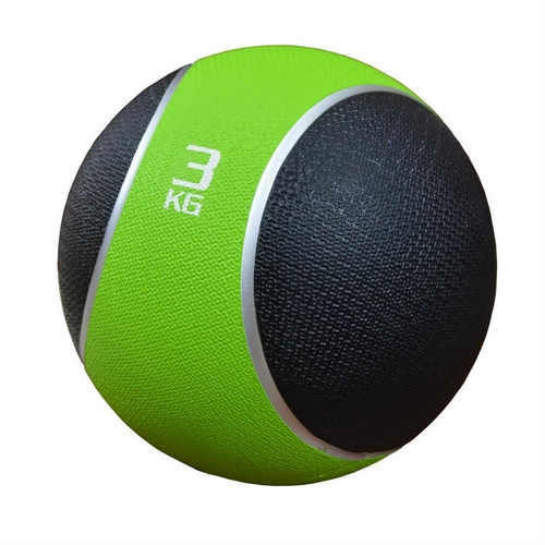 Confidence 3kg Medicine Ball - The Sports HQ
