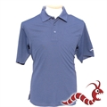 Woodworm Golf Plain Polo Shirt NAVY