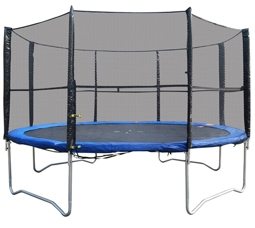 Woodworm 10FT Trampoline