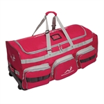 Woodworm Pro Series MKII Cricket Bag EMBROIDERED