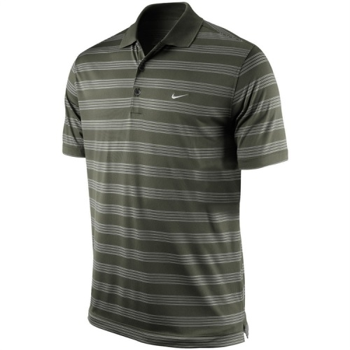nike tech stripe men 39 s golf polo shirt the sports hq