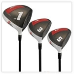 Left Handed Drivers and Fairway Woods