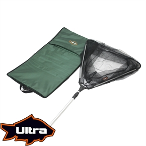 Ultra Fishing Landing Net and Unhooking Mat