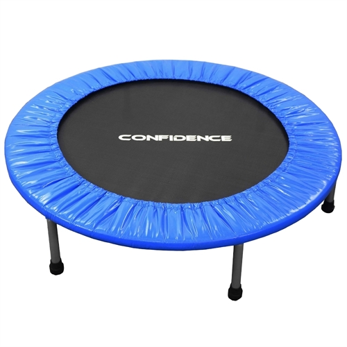 confidence fitness 40 inch 1 metre mini trampoline the sports hq. Black Bedroom Furniture Sets. Home Design Ideas