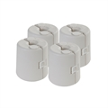 Palm Springs Rapid Clip Gazebo Feet- 4 Pack