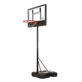 Woodworm Kids Adjustable Height Basketball System
