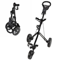 Caddymatic Golf Pro Lite 3 Wheel Golf Trolley