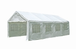 Palm Springs Heavy Duty 4m x 8m Marquee
