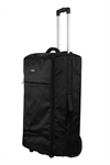 "Swiss Case 28"" Lightweight Folding Suitcase"