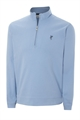 Ashworth Mens Half Zip Sweatshirt
