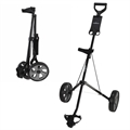 Caddymatic i-Trac 2 Wheel Folding Golf Trolley