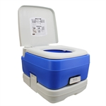 10L Portable Toilet for Camping and Outdoors