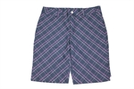 Ashworth Ladies Patterned Skort