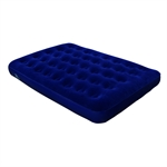 North Gear Double Flocked Air Bed Mattress
