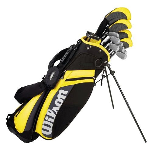 Wilson Ultra Mens Right Hand Golf Clubs Set - The Sports HQ