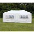 Palm Springs 10'x20' Party Tent Marquee w/ 6 Sides