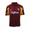 West Indies ODI Replica Shirt JUNIORS