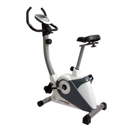 Confidence Fitness Mkii Pro Magnetic Exercise Bike The Sports Hq